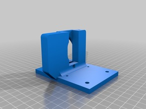 Makerfarm I3v bulldog mount
