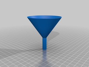 Customizable funnel