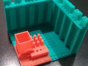 Modern Lego Art (torture test)