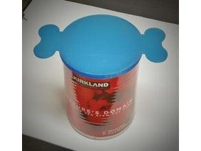 Canned Dog Food Lid
