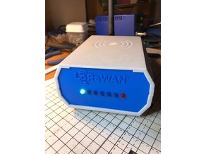 LoRaWAN Gateway case with GPS
