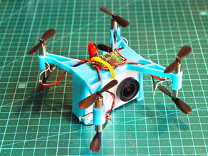 Multicopter Xiaomi Carrier