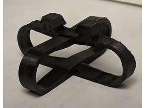 Ender 3 Track Attachable Dampening Feet