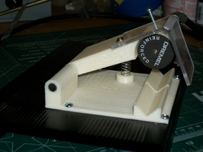 Rotary Tool Cutoff Saw