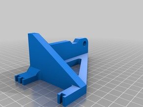 Anet A8 Front Frame Brace