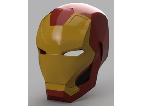 Iron Man Mark 46 Helmet (Captain America Civil War)