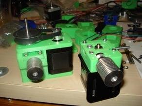 NEMA17 Bowden Extruder M6 1.75mm