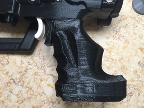 AR-15 Target Grip