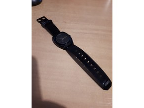 Nixon The Time Teller watch band