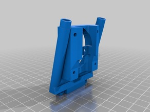 CR-10 fan and cooling duct