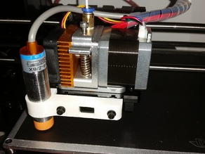 Auto leveling probe holder 18mm diameter Geeetech Prusa i3 X Pro