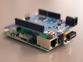 Arduino to Raspberry Pi Mount V1.0
