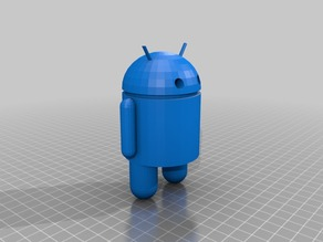 Android Droid Robot 1-Piece