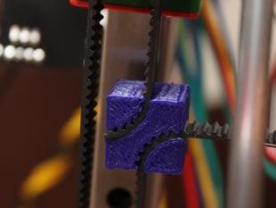 GT2 belt clip