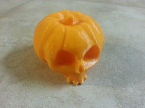 Pumpkin Skull (V3)