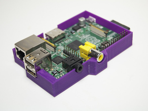 Raspberry Pi Case (RasPi)