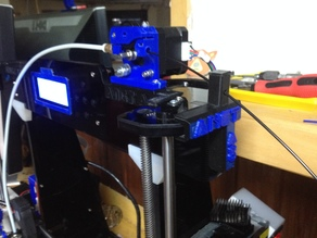 Sega brace filament guide and filter