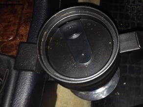 Mug holder for Peugeot