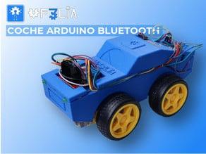 Arduino Bluetooth 3D Printed Of3lia´s Car