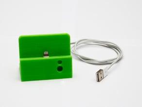 iPhone 6 / 6s dock for original Apple Case