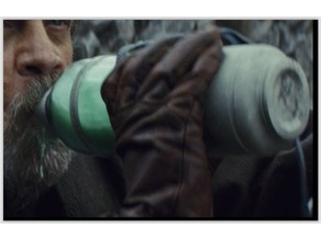 Star Wars The Last Jedi Green Milk Bottle