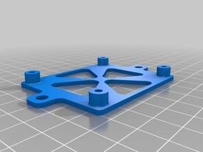 MOSFET Holder / MOSFET Halter 20x20 Extrusion