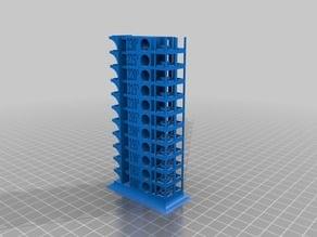 Filament Printing-Temperature Tower