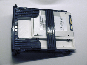 SSD adapter into HP/DELL/IBM HDD tray