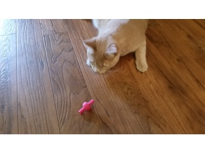 Cat Toy - Spinning Top
