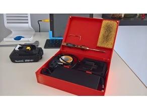 TS100 Solder Box