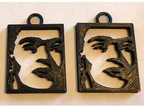 Frida Kahlo Earings