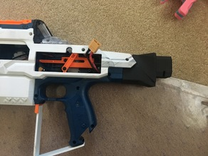 Nerf Cam 12 Stock & Jam Door