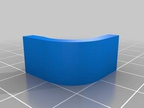 Improved Makerfarm i3v Bed Leveling Clips