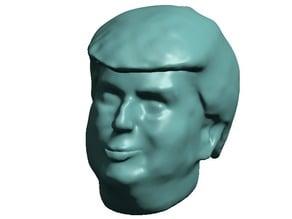 Donald Trump Head