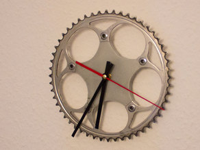 Clock Housing 4 Chainrings 130mm