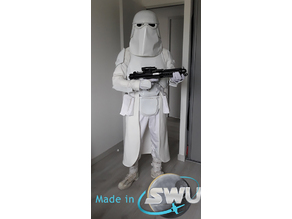 Snow Trooper ESB Wearable Armour