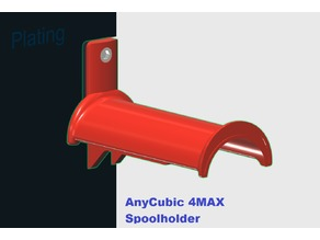 Spoolholder AnyCubic 4MAX