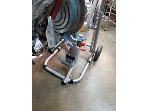Feet for Bosch Gravity Rise Saw Stand