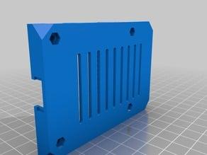 RaspberryPi3 Mk3 Case - Remix