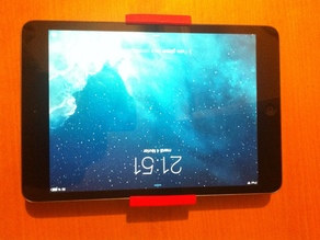iPad Mini (retina) rotatable handle