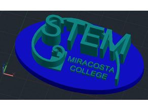 MiraCosta STEM Center Logo