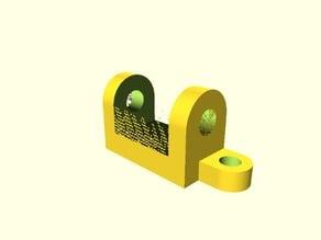 40mm fan mount