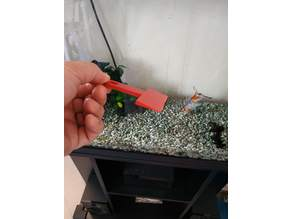 Aquarium Algae Scraper