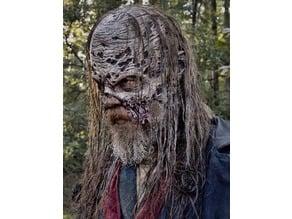 The Walking Dead Beta2 Lithophane