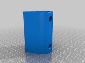 My Customized FSR Mount for Deltabots