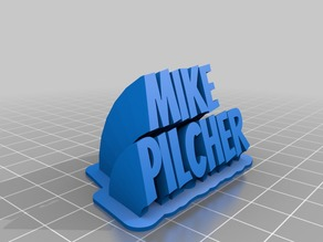 Mike Pilcher