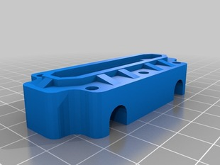 AC PrintrBot LC v2 X Rod Support Stabilizer