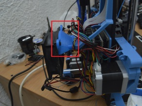 prusa i3 50 to 80mm fan ramps hephestos