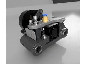 Anet A6 E3Dv6 nozzle probe