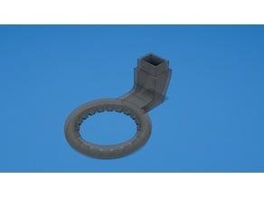 Anet A8 Center Nozzle Fan Duct